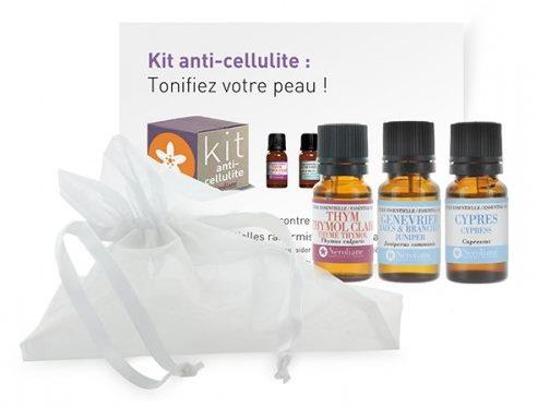 anti cellulite huile essentielle