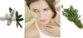 laryngite et huiles essentielles