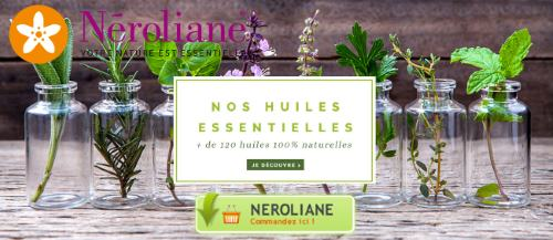 huiles essentielles Néroliane