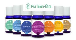 huiles essentielles PurBienEtre