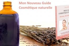 Mon nouveau guide cosmétique naturelle
