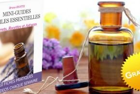 Guide gratuit sur les huiles essentielles